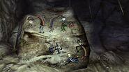 FNV GK supply cave graffiti 4