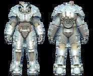 FO4CC X-01 power armor chrome