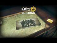 Fallout 76 – La Confrérie de l'Acier des Appalaches