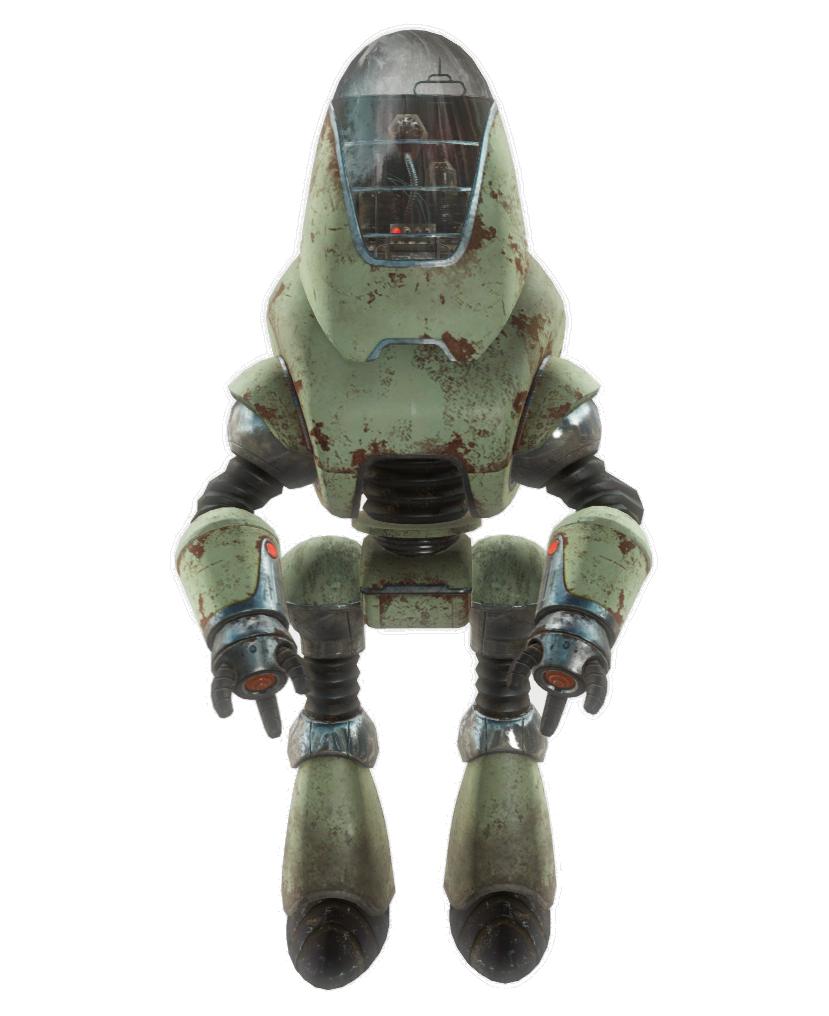 Protectron (Fallout 76)