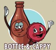 Bottle & Cappy reward icon
