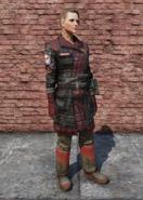 FO76 Fire Breather Uniform Female