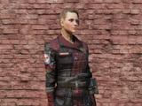 Fire Breather uniform