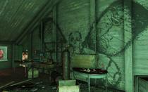 FO76 Altar of the Mothman cult (2)