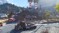 FO76 Mama Dolce's Food Processing