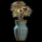 Teal vaulted vase.png