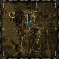 Camp McCarran map