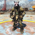 FH Super mutant bearskin outfit1