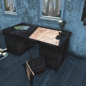 Desk Fallout 4 Fallout Wiki Fandom