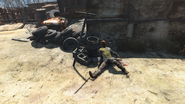 FO4 Jalbert Brothers disposal cooking station