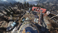 FO76WL Foundation Observation Tower View