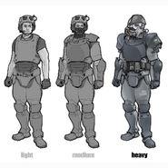 FO76 Chris Ortega (Secret Service Armor)