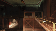 FO76 Dyer Chemical office niche