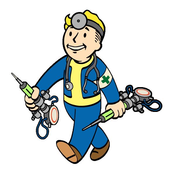 Первая помощь (способность Fallout 76)