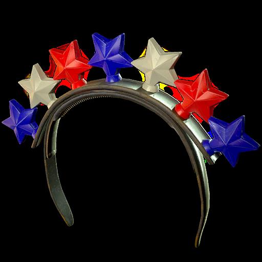 Stars and Stripes headband