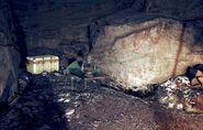 FO76WL Uncanny Caverns (Arachne holotape)