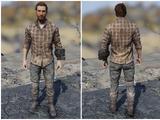 Броня и одежда Fallout 76