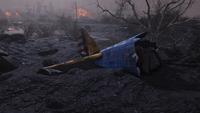 FO76 Ash Heap biplane RIP 1