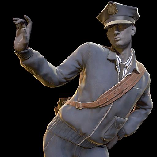 Postman uniform (Fallout 76)