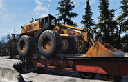FO76 Utility on a flatbed