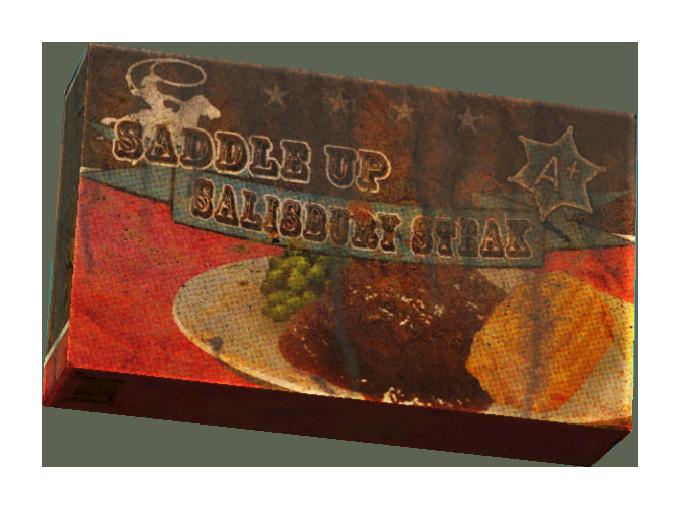 Salisbury Steak (Fallout 76)