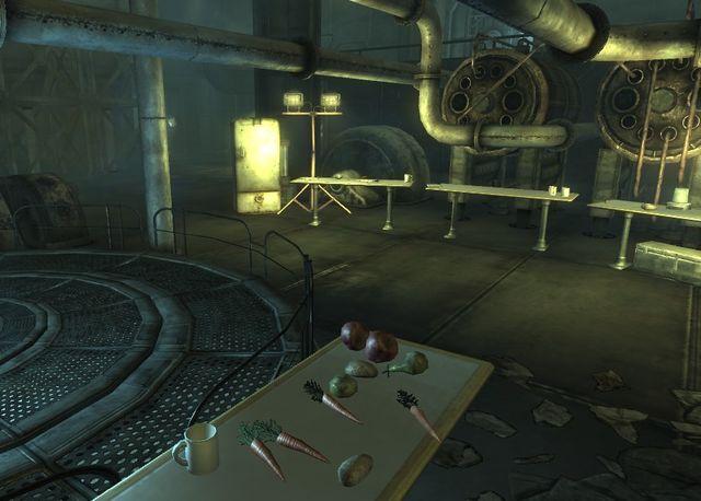 Laboratoire scientifique de Rivet City