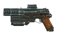 FO4 10mm pistol V2