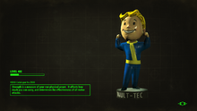 FO4 Strength Loading Screen