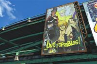 FO4 Unstoppables poster overpass