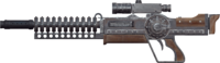 FO4cc gauss rifle butt and barrel 2