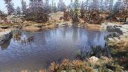 FO76 Twin lakes north