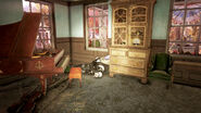 FO76 Whitespring Presidential Cottage (Social Parlor)