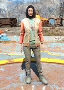 Fo4 Nuka-World Jacket and Jeans female