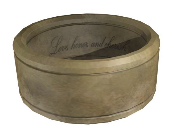 Wedding ring (Fallout 9)  Fallout Wiki  Fandom