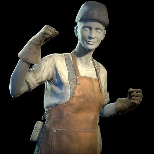 Settler carpenter outfit