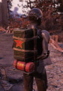 Backpack Fallout 76 1