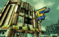 FO3 Corn grocery sign 1