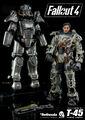 FO4 T-45 Power Armor Art 1