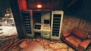 FO76WL Abandoned bunker (COMP Astronaut Terminal Bunker)