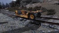 FO76 161020 Train car