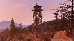 FO76 Central Mountain lookout.png