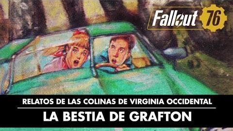 Fallout 76 – Relatos de las colinas de Virginia Occidental La bestia de Grafton