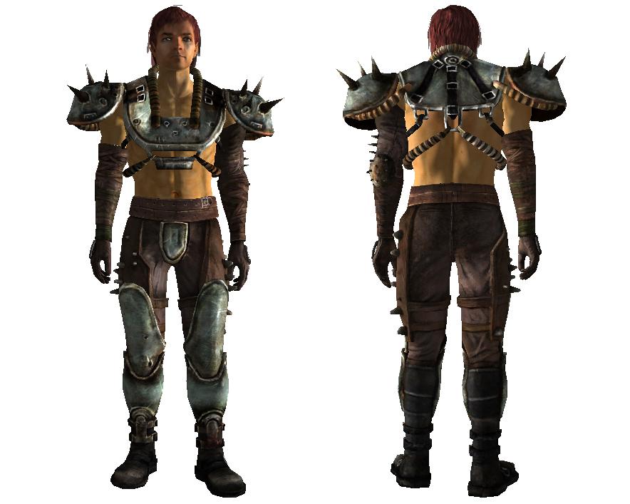 Metal Master armor