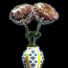 New floral barrel vase.png
