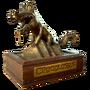 Atx f1 camp statue crocollossus statuette l.webp