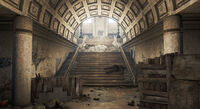 BostonPublicLibrary-Entrance-Fallout4