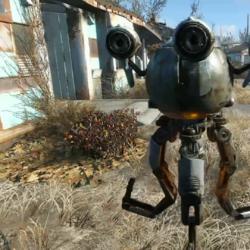 폴아웃 4 로봇