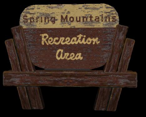 Spring Mountains Recreation Area