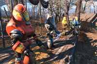 FO4 Misc item prtect on parade 3