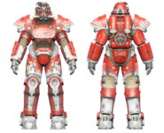 FO4 T-51 power armor Nuka-Cola